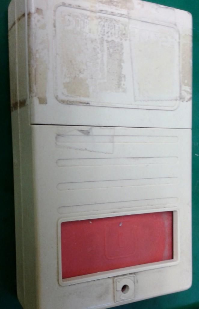 Glidermatic roller door controller remote control