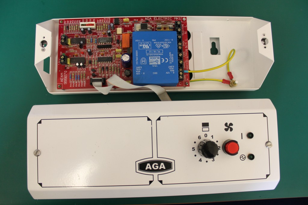 Aga Mk1 30Amp Controller Fixed Price Refurbishment and Repair