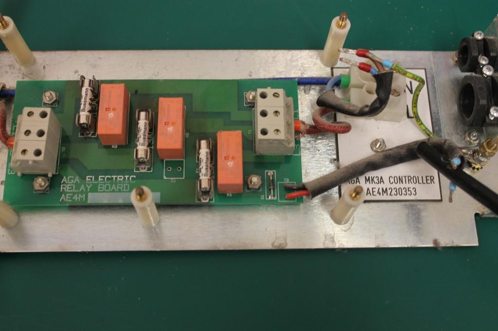 Older MK4 Relay Board
